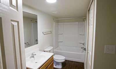 Bathroom, La Joya, 2