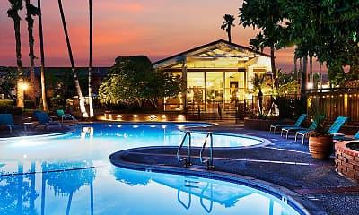 Pool, Mediterranean Village, 0