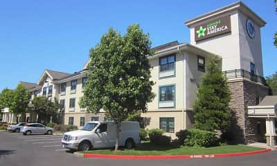 Building, Furnished Studio - Seattle - Mukilteo, 1