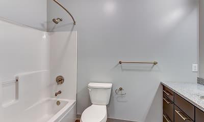 Bathroom, Coda on Centre, 2