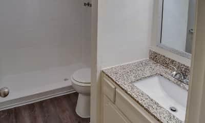 Bathroom, Sierra Terrace, 2