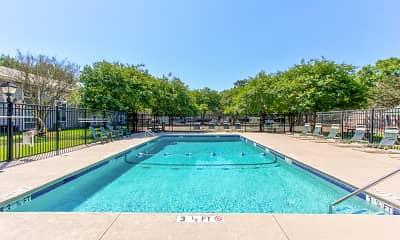 Pool, Parish Place, 1