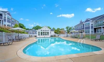 Pool, Summit at Mill Ridge, 0