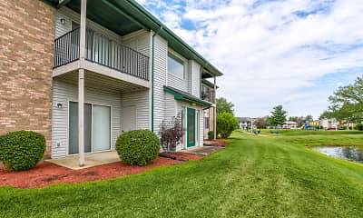 Building, Sycamore Springs Apartments, 1