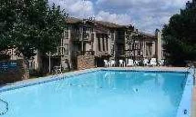 Pool, Polo Run Apartments, 2