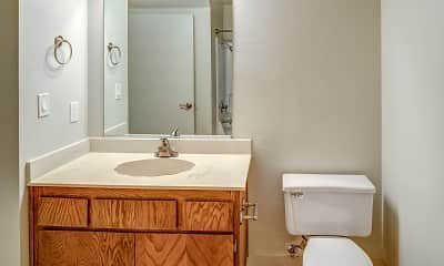 Bathroom, Greentree Terrace, 2