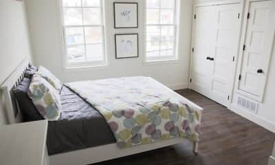 Bedroom, Magnolia Place, 2
