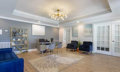 Living Room, Pinebrook, 0