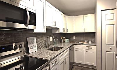 Kitchen, Torrente at Upper St. Clair, 1