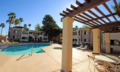 Pool, Vantage Point Apartments, 0