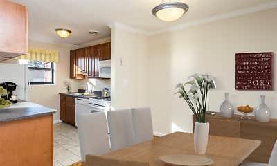 Kitchen, Aldon of Chevy Chase, 1