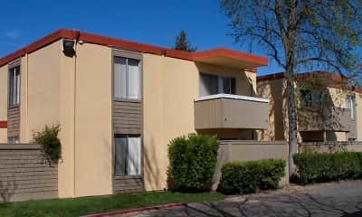 Building, Sandpiper Apartments, 1