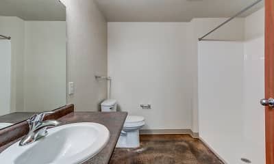 Bathroom, SGC Apartments, 2