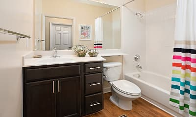 Bathroom, Bexley At Lake Norman, 2