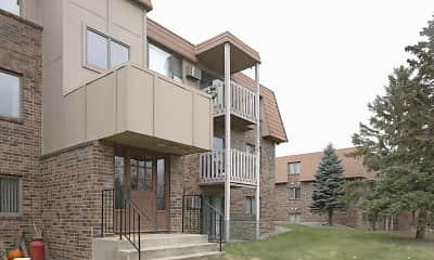 Building, Hidden Valley Apartments, 1