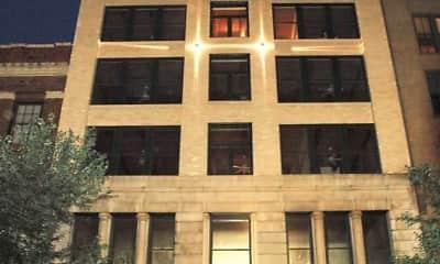 Building, Roberts Galerie, 0