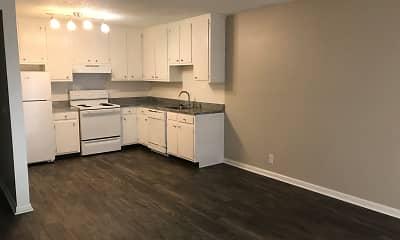 Kitchen, Pine Brook, 1