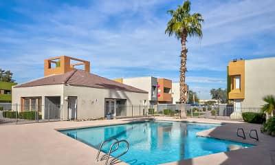 Pool, Cove On 44th, 0