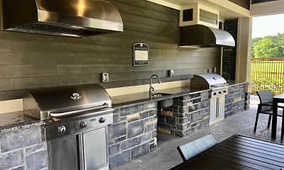 Kitchen, The Park at Tour 18, 2