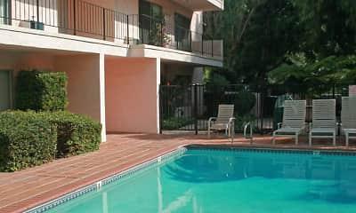 Pool, Fruitland Villa Apartments, 0