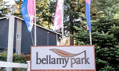 Community Signage, Bellamy Park, 0