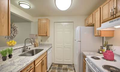 Kitchen, Campus Landing, 1