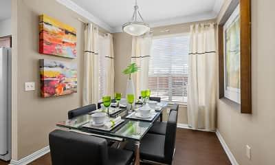 Dining Room, Lanesborough, 2