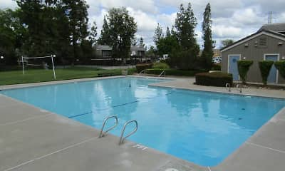 Pool, Fort Washington Apartments, 0