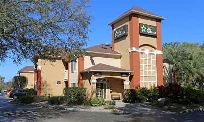 Building, Furnished Studio - Tampa - Brandon, 1