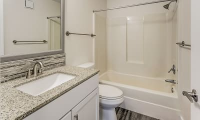 Bathroom, Carriage Oaks, 2