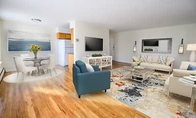 Living Room, State Gardens, 1