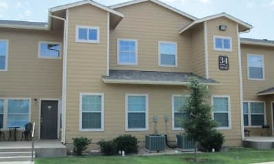 Building, White Rock Hills Townhomes, 2