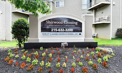 Community Signage, Sherwood Crossing Apartments & Townhomes, 2