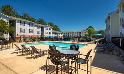 Pool, Aria Apartment Homes, 2