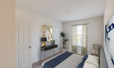 Living Room, Riverwoods Apartments and Townhomes, 1