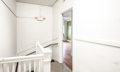 Foyer, Entryway, Parkside, 2