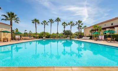 Pool, The Village at Serra Mesa, 1