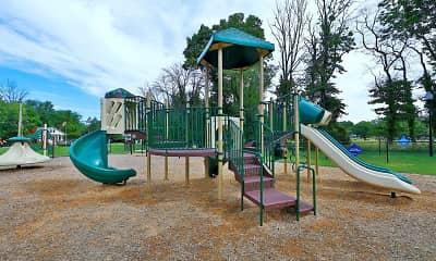 Playground, Gwynnbrook Townhomes, 1