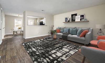 Living Room, Dylan Square, 0