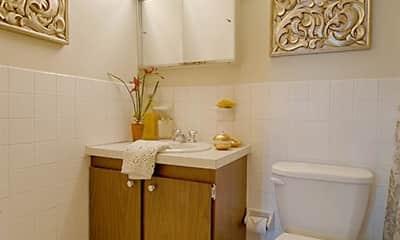 Bathroom, Hamilton House, 0