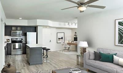 Living Room, Camden Las Olas, 0