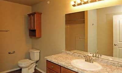 Bathroom, The Glade Luxury Apartment Homes, 2