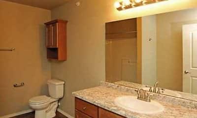 Bathroom, The Glade Luxury Apartment Homes, 2