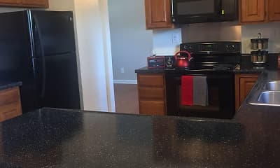 Kitchen, Eagle Meadows, 1