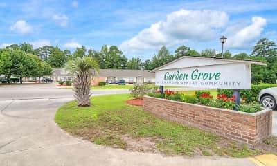 Community Signage, Garden Grove, 0