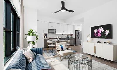 Living Room, Harlowe, 1
