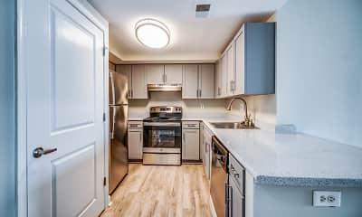 Kitchen, The Gramax, 1