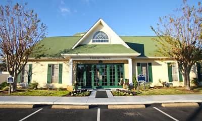 Building, Arium Emerald Isle, 2
