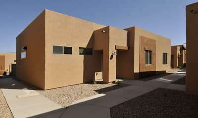 Building, Aerie On Tanque Verde, 2