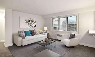 Living Room, Courtyard Park, 0